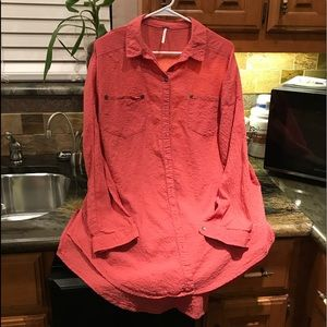 Ladies Free People blouse